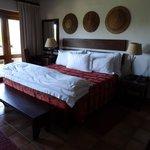 Rummet på Kapama