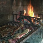 Welcome Parrilla Lunch at Guardia del Monte