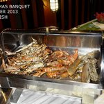 SEAFOOD BARBEQUE XMAS 2013