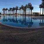 Pool Area (Dec/Jan)