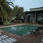 Garzon Pool Area