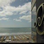 vista desde el desayunador/restaurante La Terraza