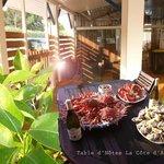 TABLE D'HOTES LA COTE D'ARGENT
