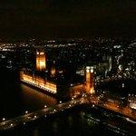 Palazzo del parlamento dal London eye