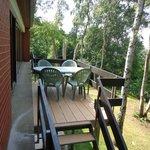 Notre appartement (68m²) - balcon extérieur avec vue dominante
