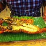 Lobster vom Grill