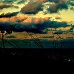 Sunset from Costa d'Este