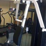 fitness center 24 hrs