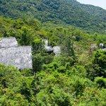 Hill Rock Villen vom Yogaturm
