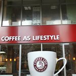 Coffee Life, Kiev, Ukraine