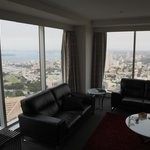 View from 3 bedroom penthouse