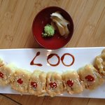 "The Fabulous and Delicious ""007"" roll"