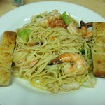 great shrimp pasta