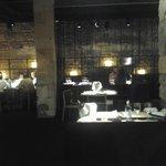 Ambiente del restaurante.