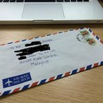 mail from small inn