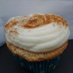 Rumchata cupcake