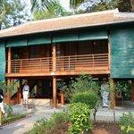 Ha Noi : Residencia de Ho Chi Minh * Ho Chi Minh's Residence