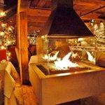 Panache restaurant in hotel