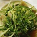 Steamed green lip abalone!
