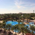 Pool Area - Emirates Palace