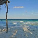 evening Olas beach