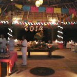 New Year's Eve Palapa