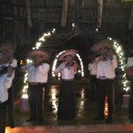 Mariachi's At New Year's Eve