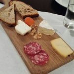 24 dollar cheese plate. OVERPRICED!