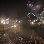 View: Piazza Brà (Capodanno)