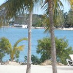 This is a picture from the scuba area. We did a catamaran trip that was a lot of fun.