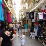 Excellent Shopping in Corfu