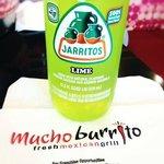 Lime Jarritos :) Cane sugar im lovin it!