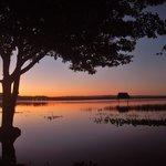 subida del lago peten 2014