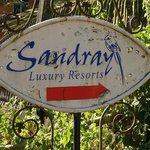'Luxury' Sign