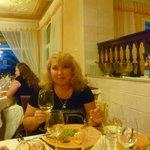 Я в ресторане тунисской кухни.