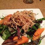 Steak & Blue Salad