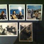 Snapshots of Disney and Dali