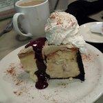 Tiramasu Cheesecake is amazing!
