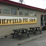 Sheffield Pie Shop front