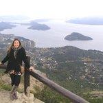 vista panoramica desde el cerro otto