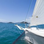 Catching the breeze with Trisail Charters