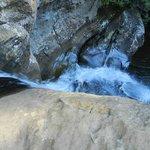 Top of Cedar Falls