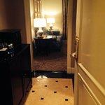 Room 1110 Foyer