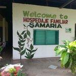 "Main entrance ""Samaria"""