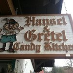 Hansel and Gretel Candy Kitchen