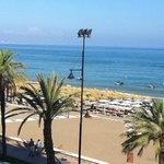 The Med from our Room