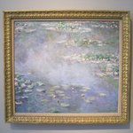 I spotted a Monet!