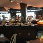 Sea Breeze Cafe Complimentary Breakfast