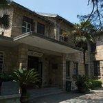 Villa of Mr. Chiang Kaishek