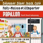 Papillon - fresh food takeaway